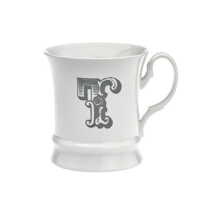 コーヒーカップ イニシャル入り T
