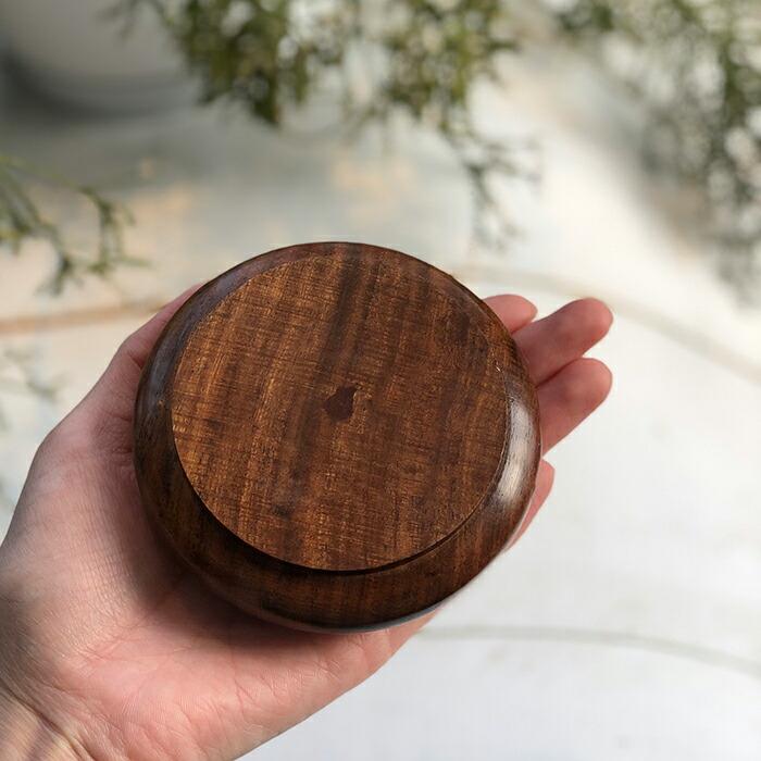 灰皿 ゴールド 木製枠07