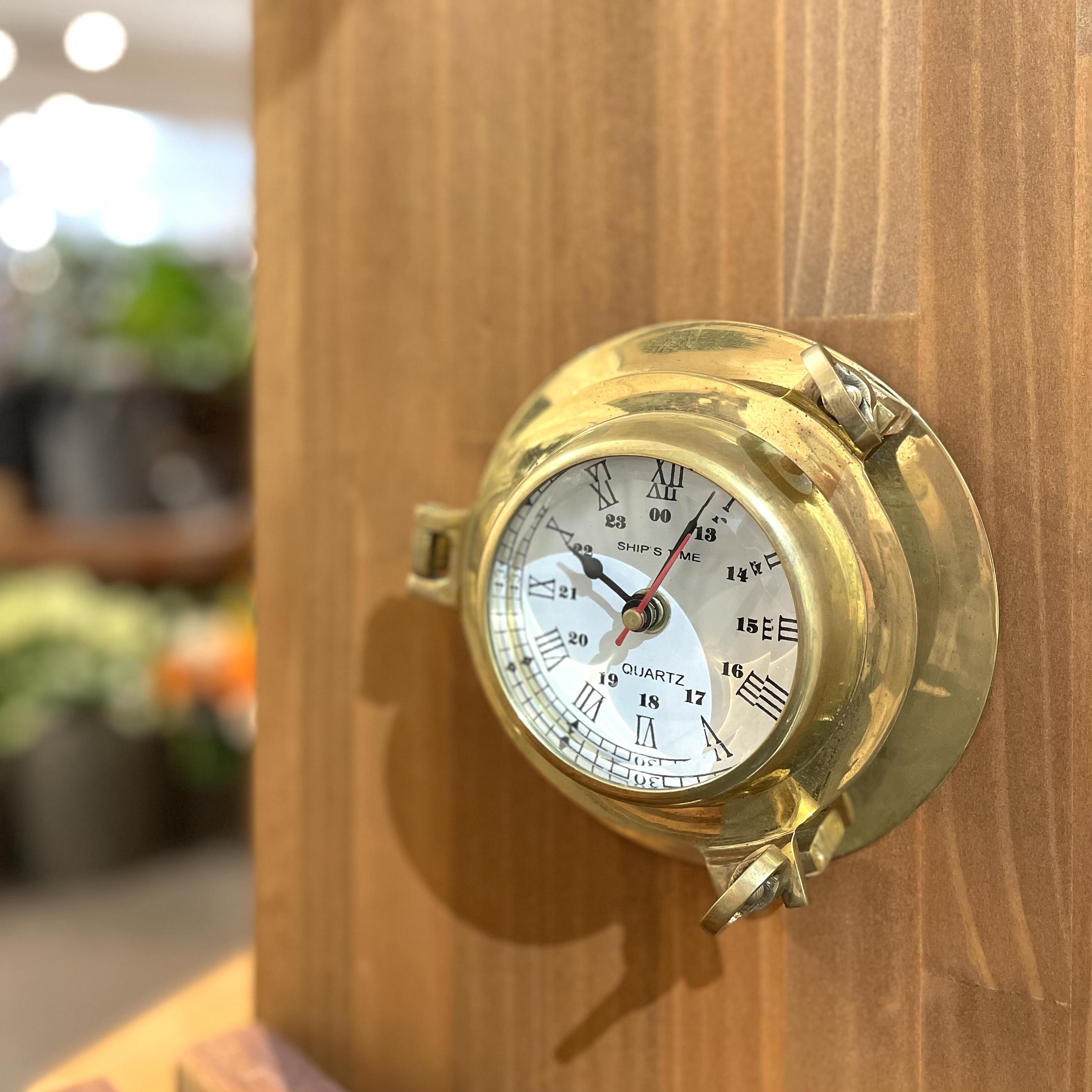 時計 パイレーツ ゴールド ラウンド Sサイズ