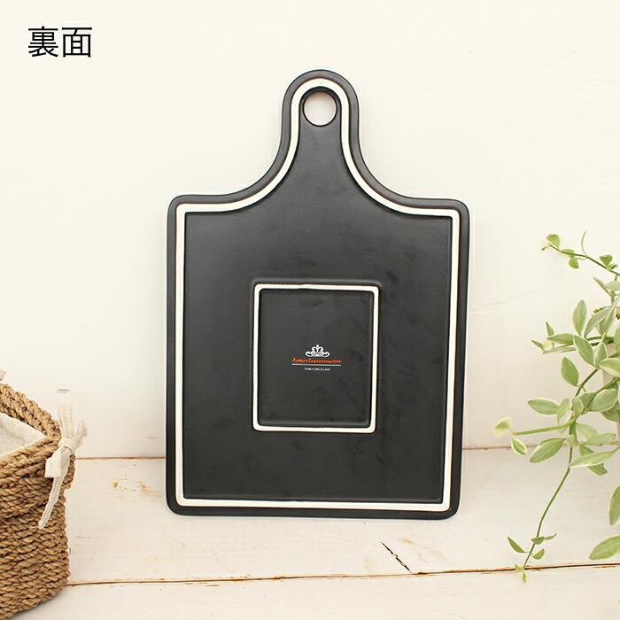BLACK&WHITE カッティングボード Sサイズ09