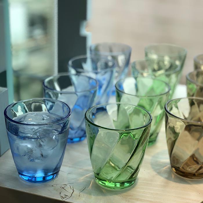 RUGIADA グラスコップ グリーン10