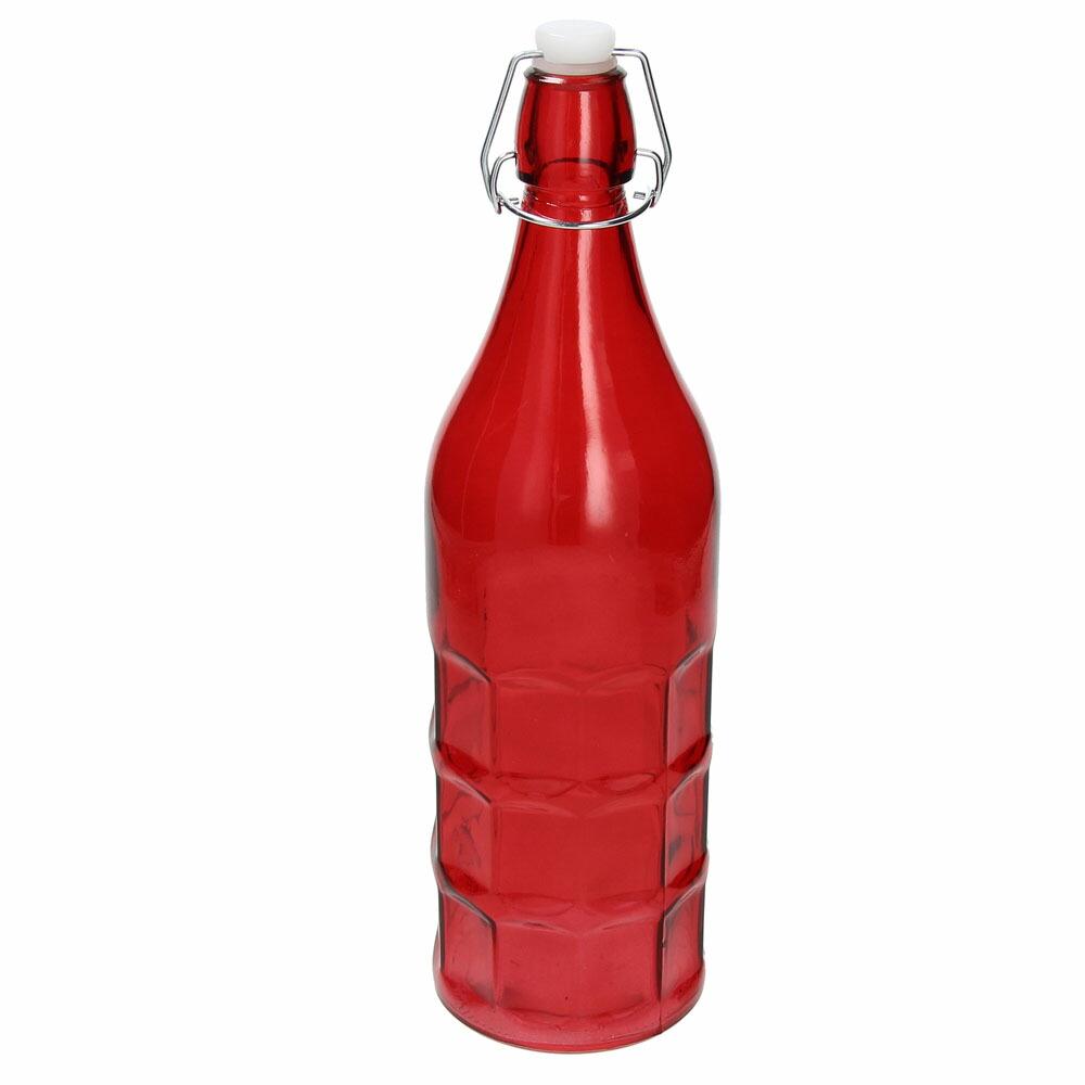 FRIZZY ボトル レッド
