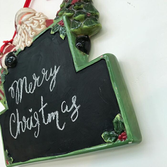 CHRISTMAS FUNNY スクーターサンタボード07