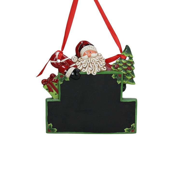CHRISTMAS FUNNY ギフトサンタボード