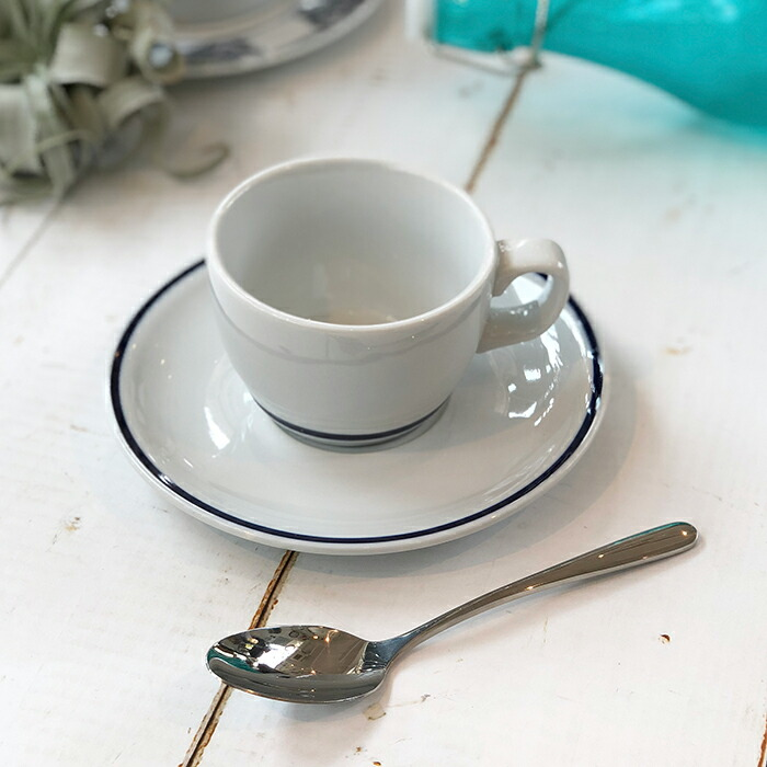 POSATE コーヒースプーン シルバー02