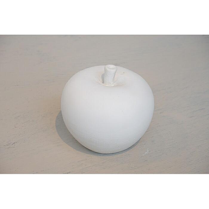ルームフレグランス リンゴ型 アイボリー