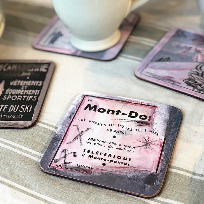 Mont-Dore コースター