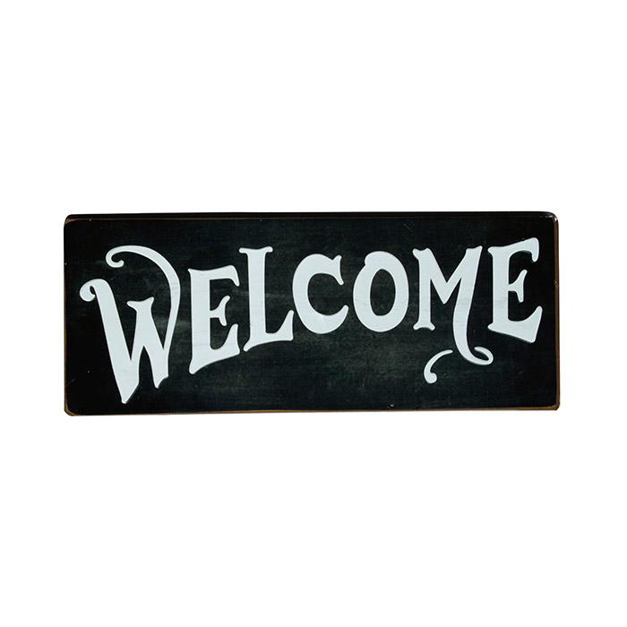 サイン/WELCOME