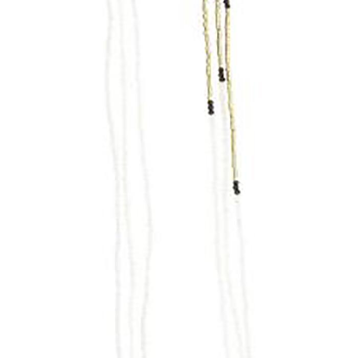 Endito Collection トリプルネックレス ホワイト