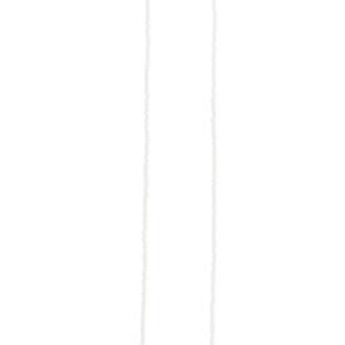 Porcupine Collection タッセルネックレス オレンジ&ホワイト01