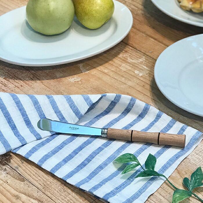 BAMBOO ナチュラルウッド バターナイフ