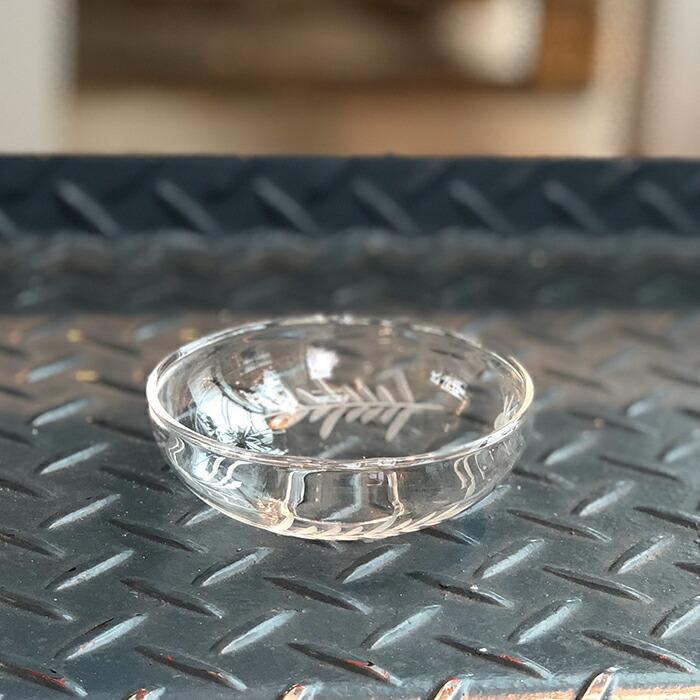 TINGLE ガラス キャンドルリング ロウ受け03