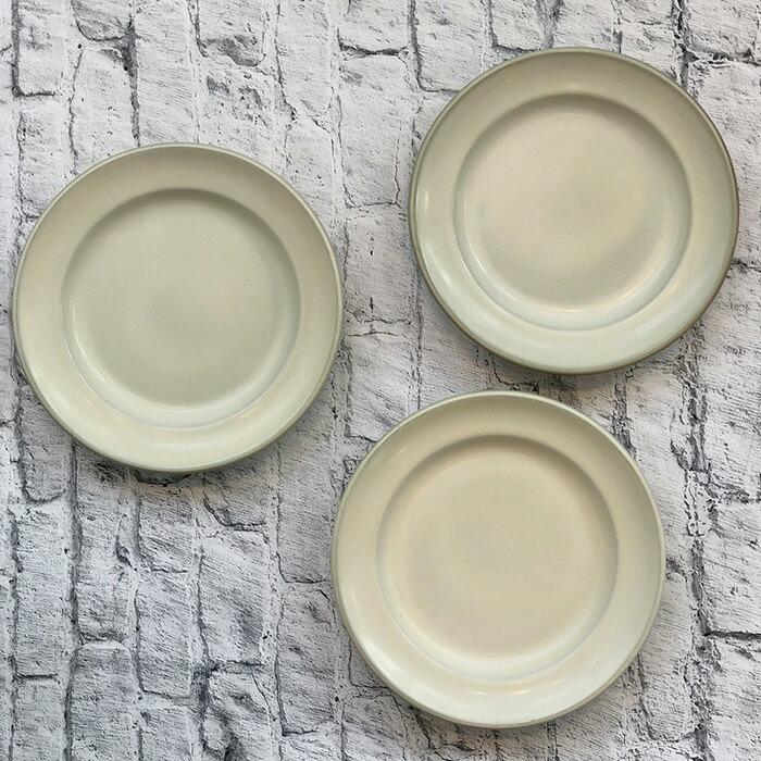 VINTAGE サラダプレート ホワイト05