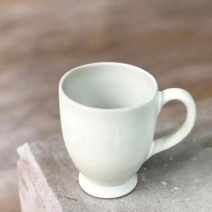 VINTAGE マグカップ ホワイト