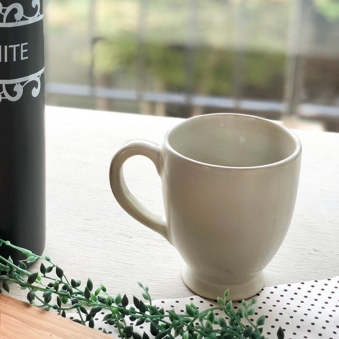 VINTAGE マグカップ ホワイト06