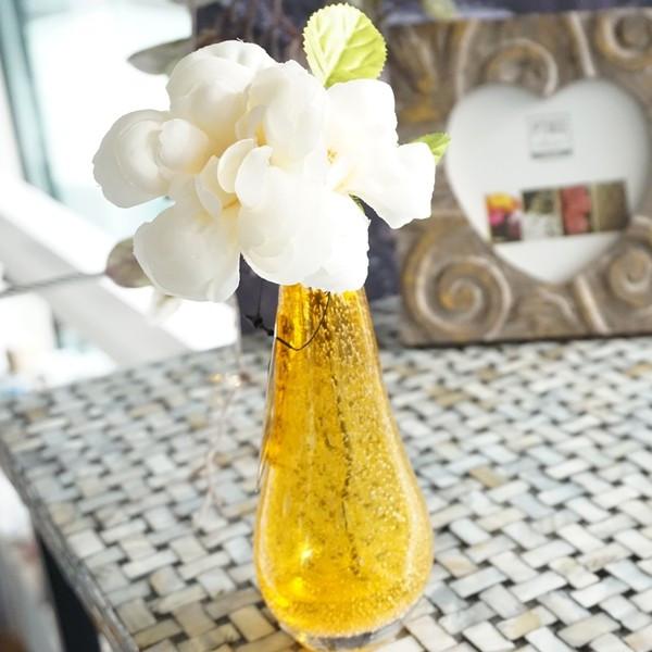 造花 シングルミニ クリームホワイト02