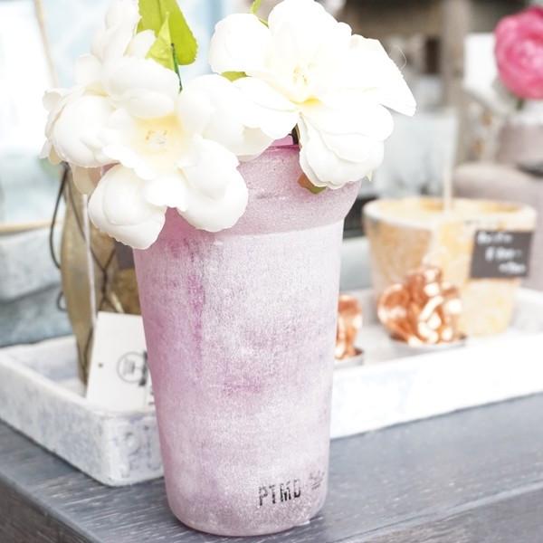 造花 シングルミニ クリームホワイト03