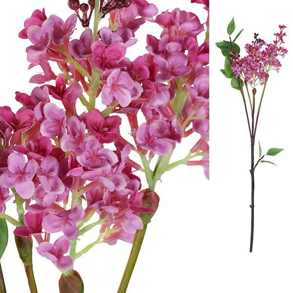 造花 ライラック ピンク