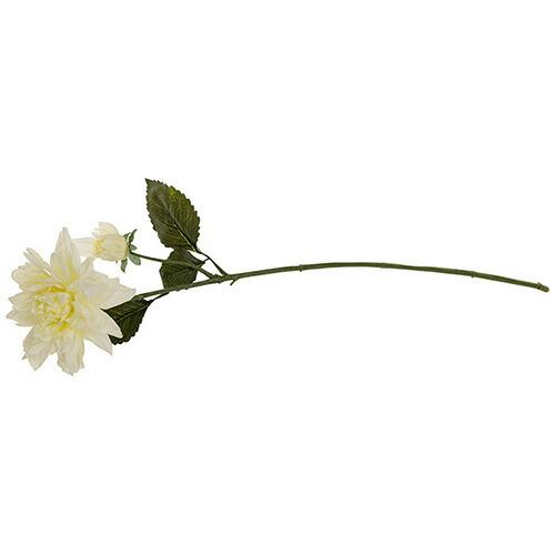 造花 ダリア ホワイト