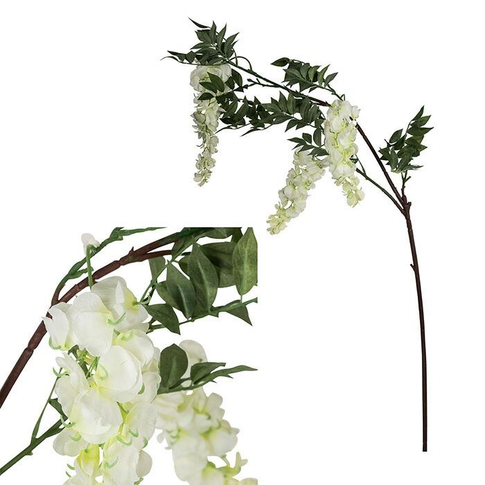 造花 フジ ホワイト