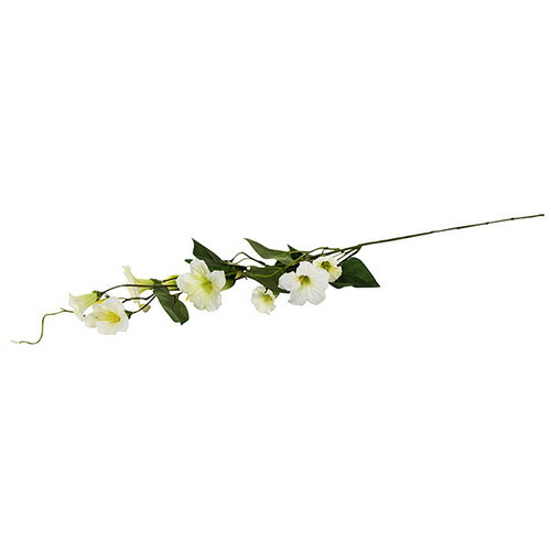 造花 ペチュニア ホワイト