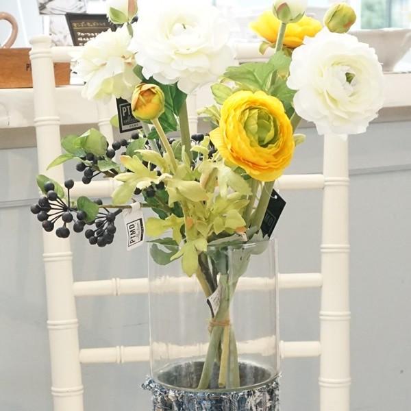 造花 ベリー M ブラック02