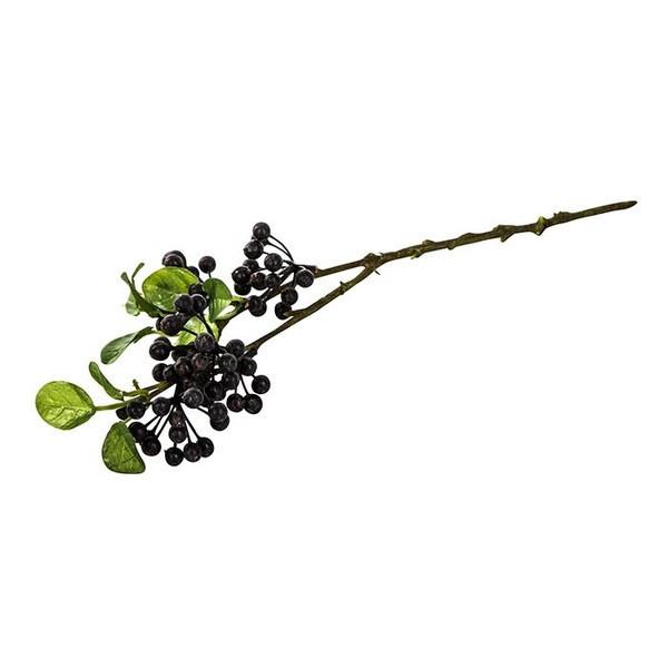 造花 ベリー M ブラック03