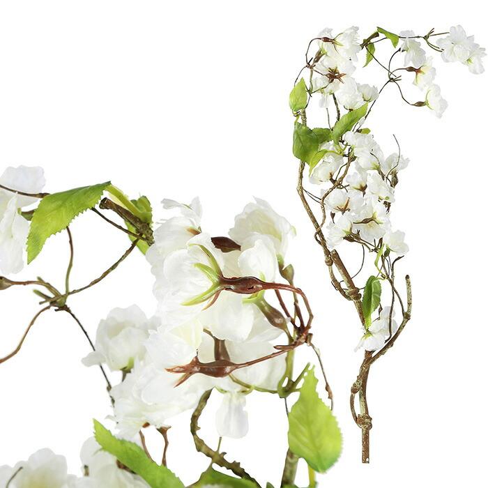 造花 ハナエダ ホワイト