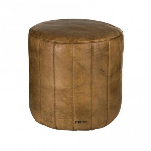 家具 茶色 丸型 レザー 椅子
