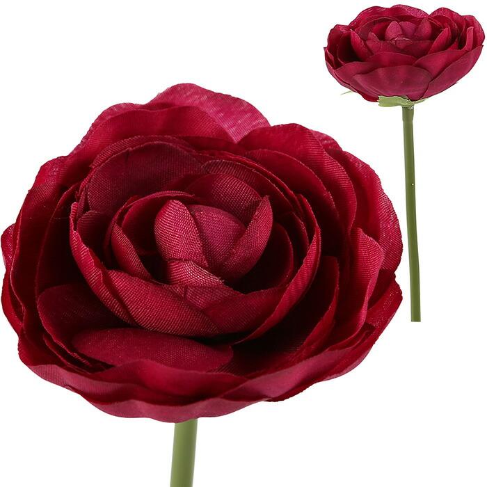 造花 キンポウゲ パープル03