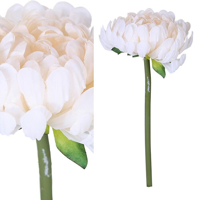 造花 菊S ホワイトS