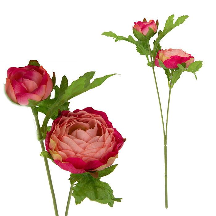 造花 ラナンキュラス レタスグリーン Lサイズ