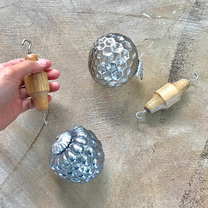 SHINE ラウンドガラスハンギングボール Sサイズ カッパー05