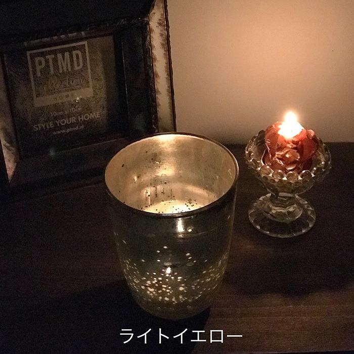 キャンドルスタンド ガラス Sサイズ 白 ホワイト10