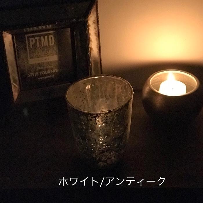 キャンドルスタンド ガラス Sサイズ 白 ホワイト06