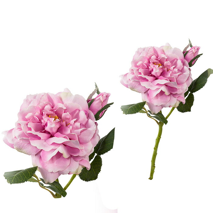 造花 バラ ローズピンク
