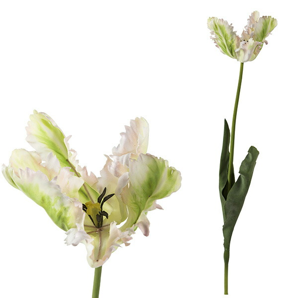 造花 チューリップ ライトピンク