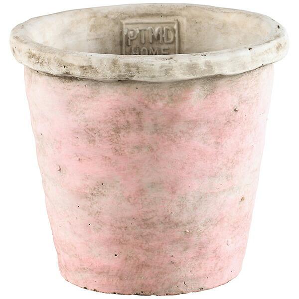 花びん 花瓶 花器 鉢型 Sサイズ ピンク