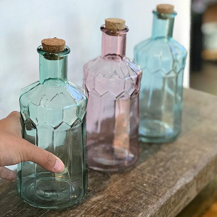 AMAZING クリアボトル ピンク02