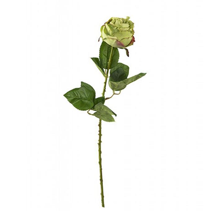造花 ローズキャベツ ライトグリーン