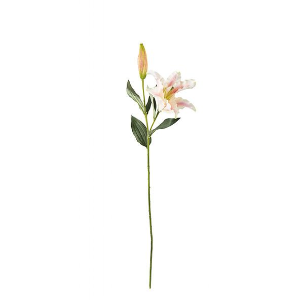 造花 リリー ピンク