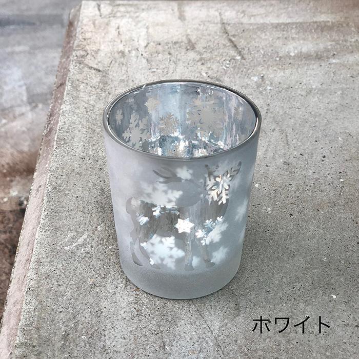 BEHAVE ガラスティーライト レインディア―S/ブラウン12