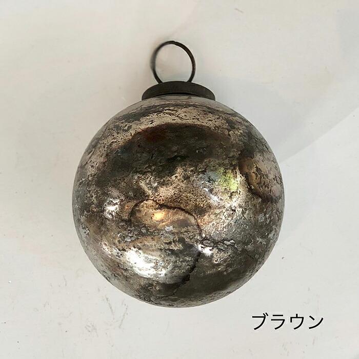 ECOLINE ガラスハンギングボール XSサイズ クラウン04