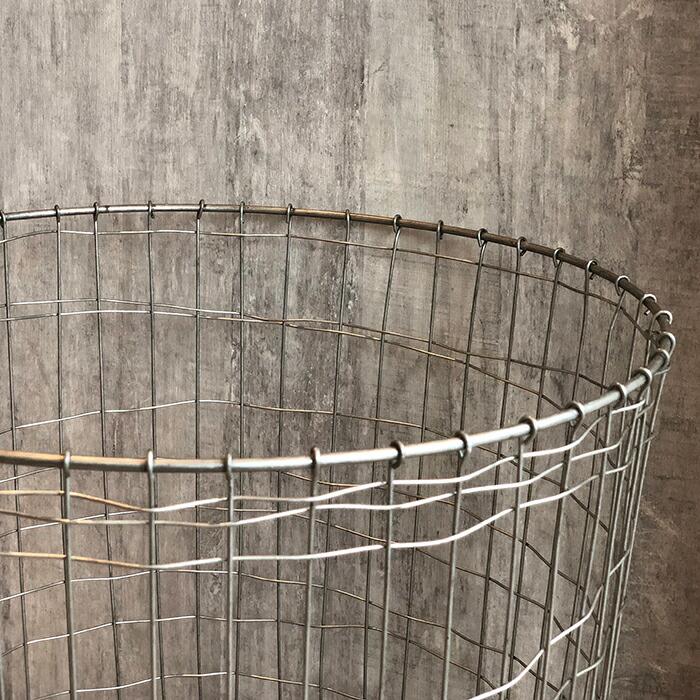 IRON ローバスケット Lサイズ04