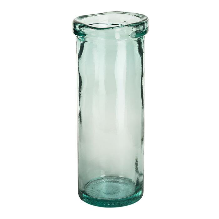 花びん 花瓶 花器 MELO ガラスシリンダー Mサイズ CL