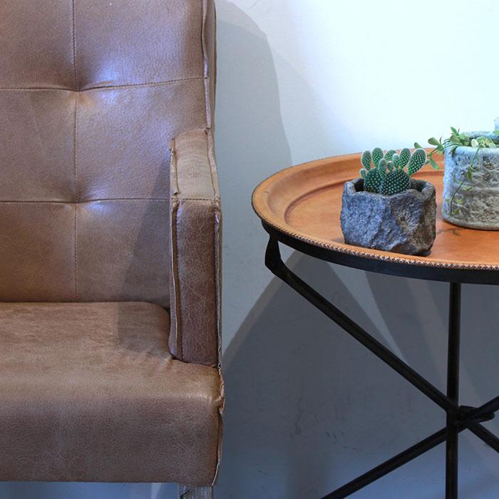SCAR 鉢カバー XSサイズ グレー セメント  鉢カバー 観葉植物12