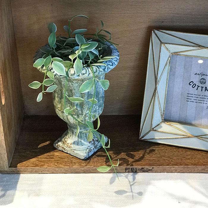ROGE 鉢カバー XXSサイズ  セメント  鉢カバー 観葉植物 アンティーク調15