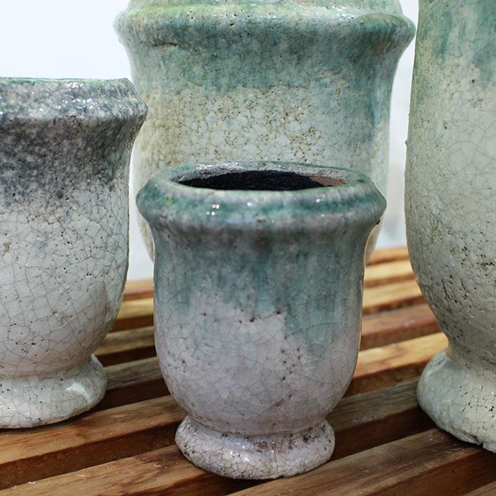 MELS 鉢カバー XXSサイズ 陶器  鉢カバー 観葉植物03