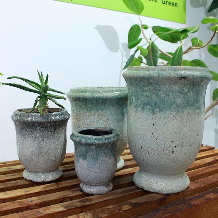 MELS 鉢カバー XXSサイズ 陶器  鉢カバー 観葉植物06