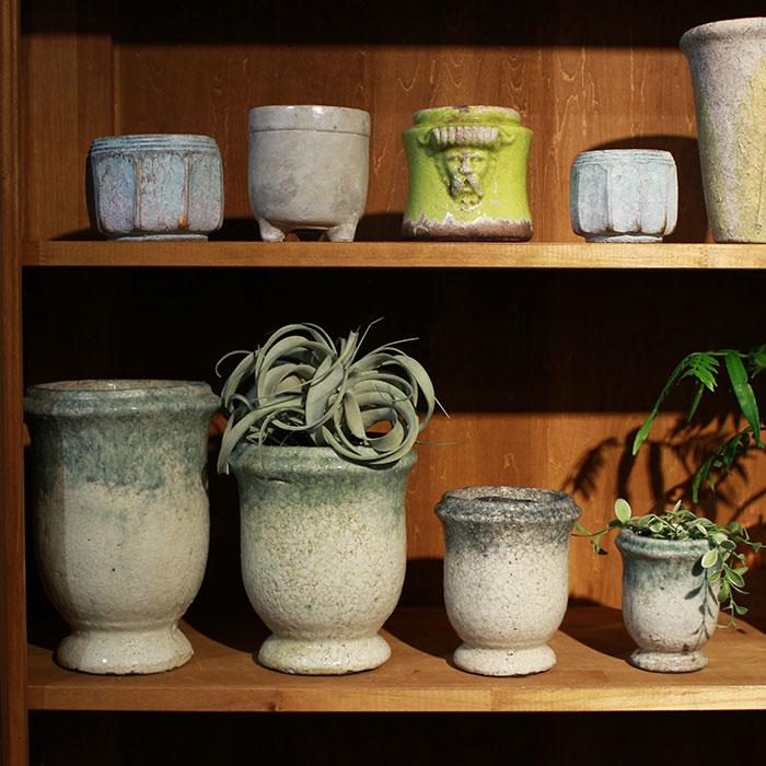 MELS 鉢カバー XXSサイズ 陶器  鉢カバー 観葉植物09